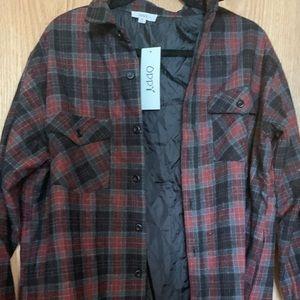 NBW ODDY lined flannel m/l